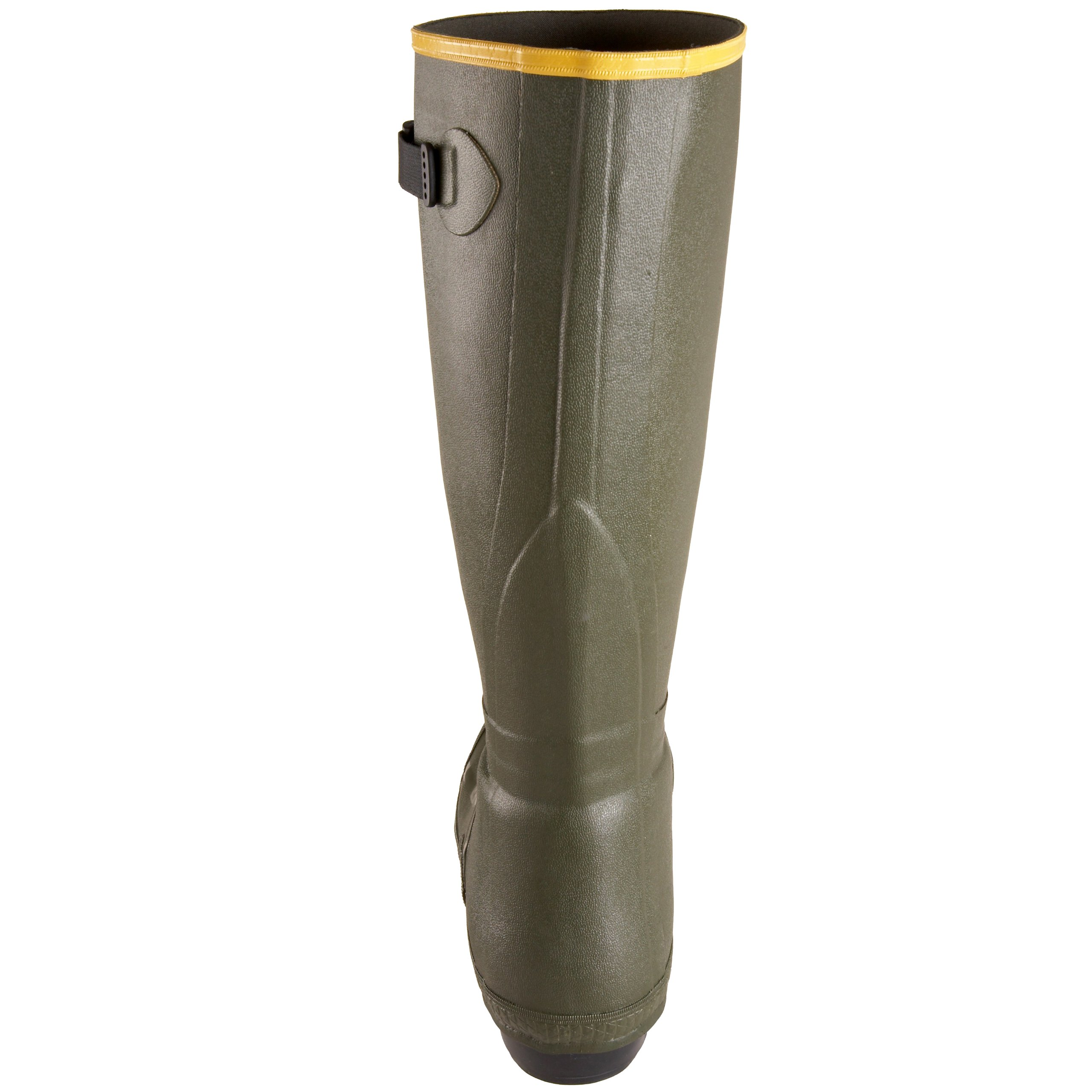 LaCrosse Men's 18'' Burly Air Grip Hunting Boot,Olive Drab Green,6 M US by Lacrosse (Image #2)