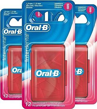 Braun Oral-B 779627 - Peines de repuesto para cepillo de dientes ...