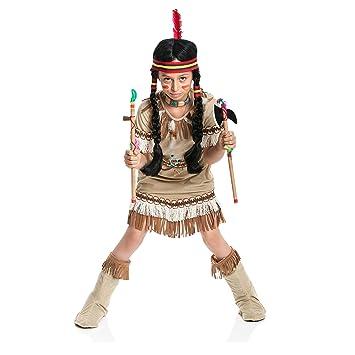 Kostumplanet Indianerin Kostum Kinder Indianer Kostum Madchen Grosse