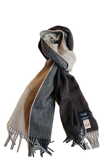 Wool Angora Scarf ALLAA 19752: Blue