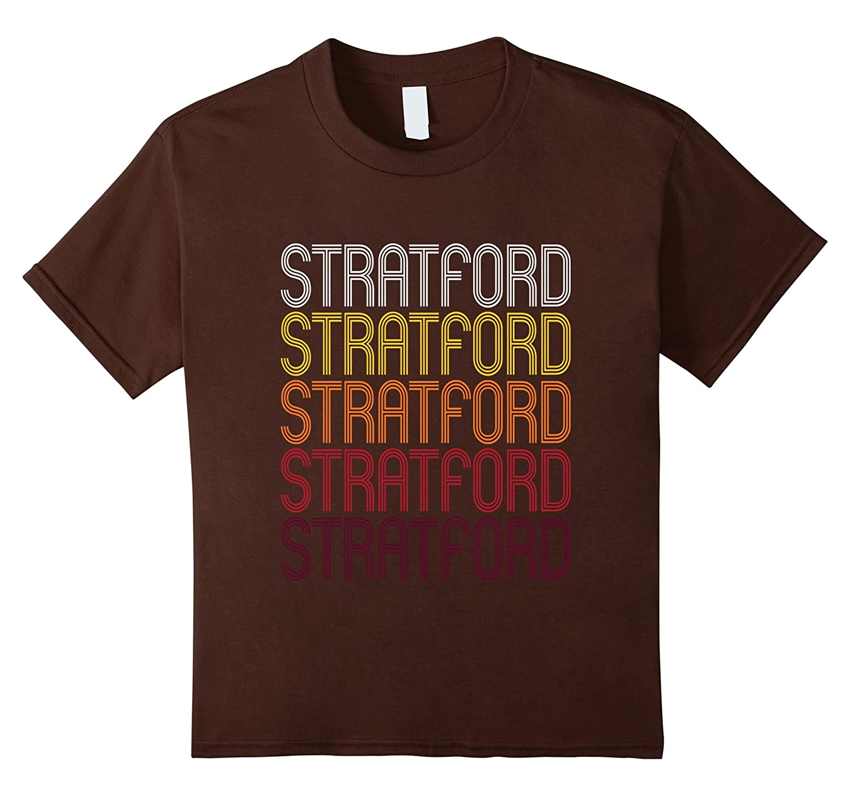 Amazon Stratford Nj Vintage Style New Jersey T Shirt Clothing