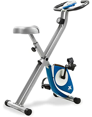 4756bc6013b XTERRA Fitness FB150 Folding Exercise Bike