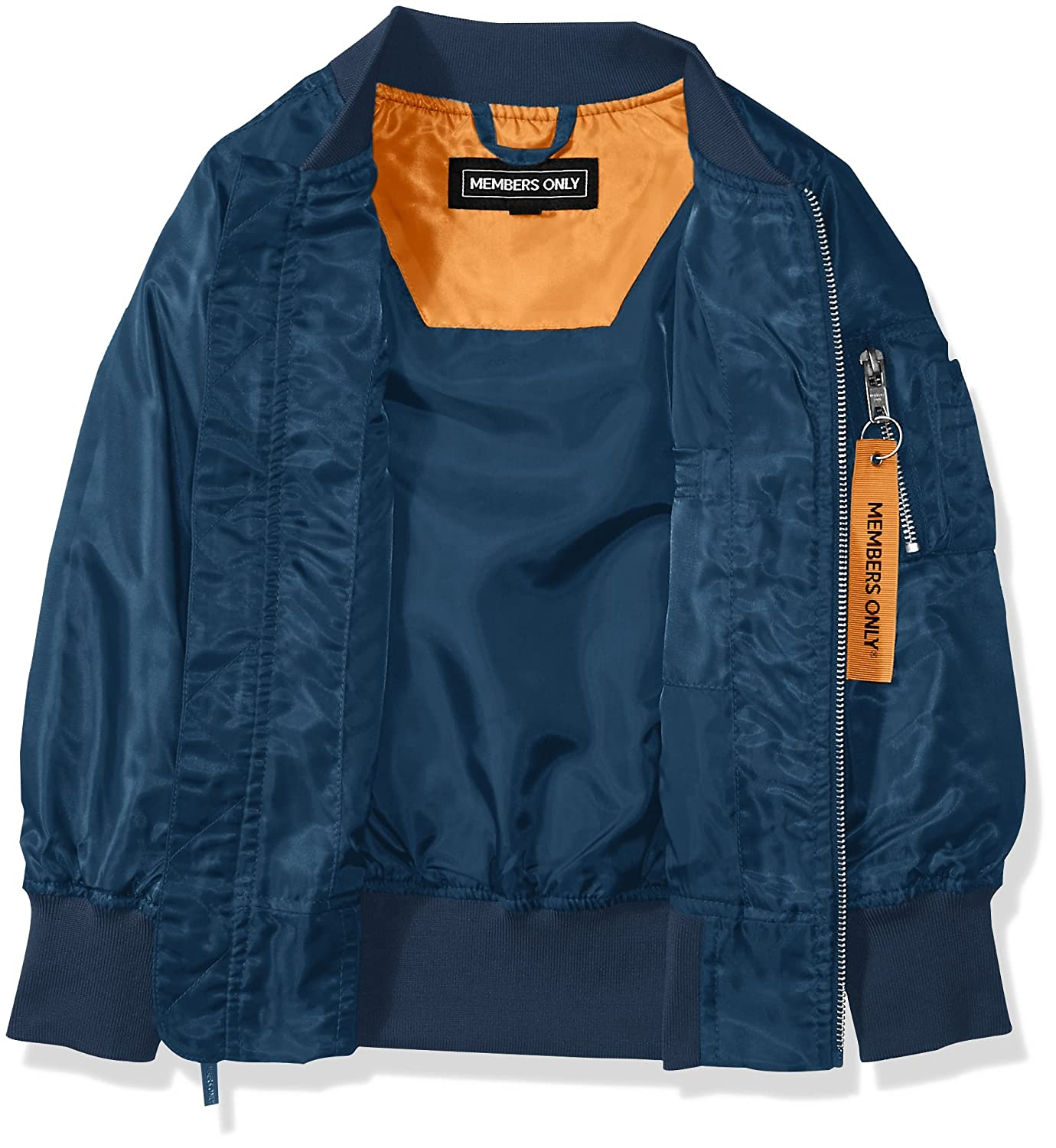 Members Only Boys Satin Twill Bomber