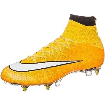 huge selection of c155e 03104 Nike Mercurial Superfly SG Pro Euro 42.5 US 9 UK 8 Orange ...