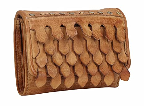 Billy the Kid Reptile Cartera piel 14 cm