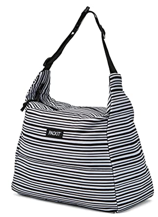 PackIt Hobo Nevera portátil, (Wobbly Stripes), 7.5: Amazon.es ...