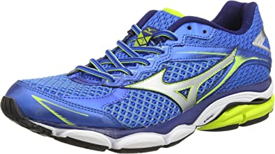 Mizuno Wave Ultima 7 - Zapatillas running para hombre, Azul (electric blue/lemonade), 50: Amazon.es: Zapatos y complementos