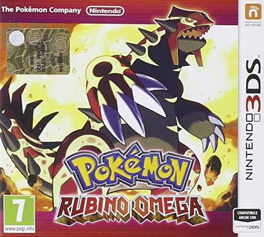 143 opinioni per Pokémon Rubino Omega- Nintendo 3DS