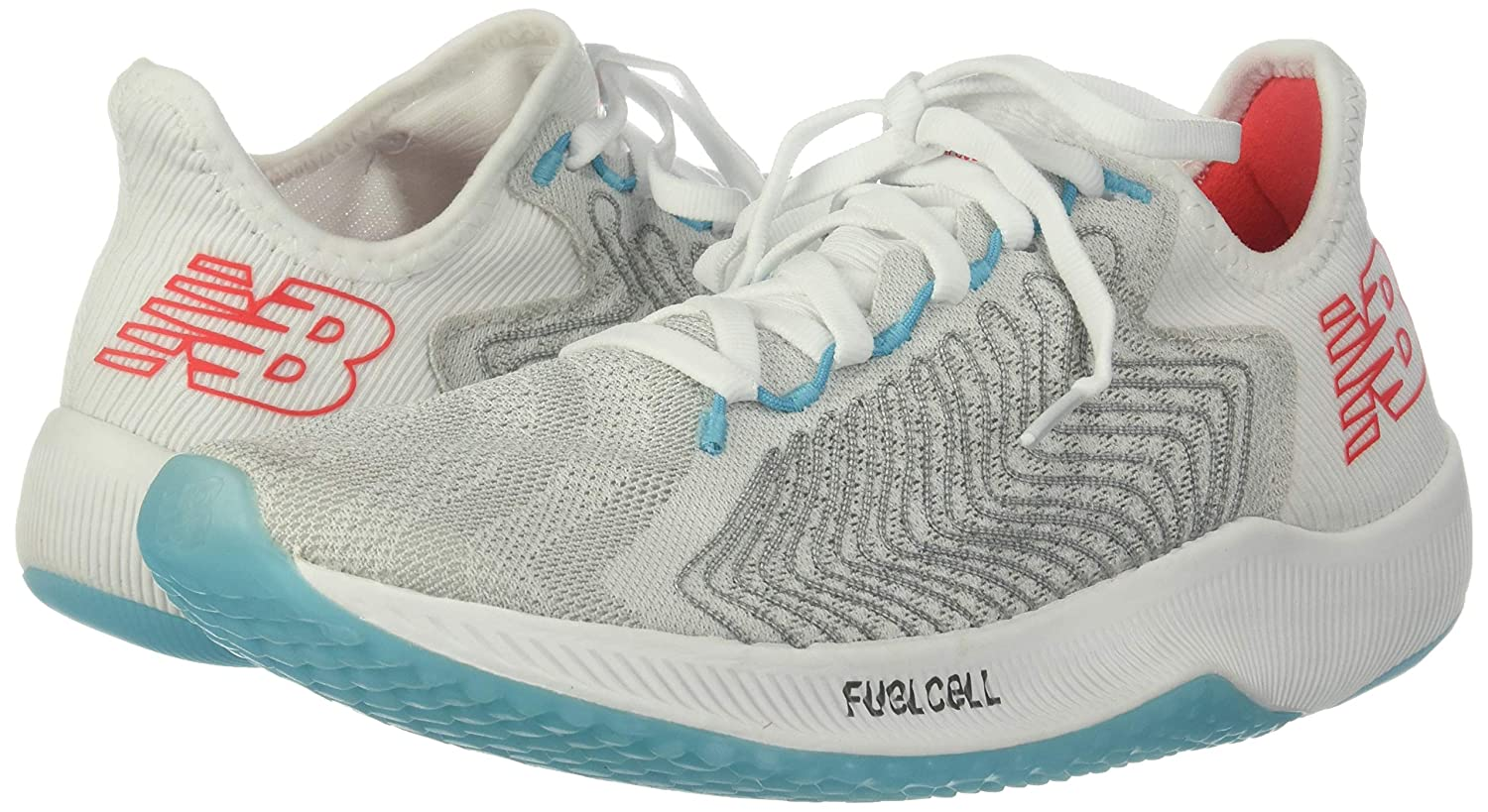 New Balance Chaussures Femme FuelCell Rebel: Amazon.es: Deportes y ...