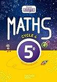 Mission Indigo mathématiques cycle 4 / 5e - Livre élève - Nouveau programme 2016