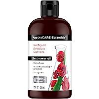 ApotheCARE Essentials The Restorer In-Shower Oil, Rosehip Oil, Geranium, Aloe Vera, 12 oz