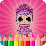 free games and books - Lol Coloring Book Dolls Surprise