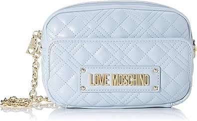Love Moschino Jc4002pp1a, Bolsa de mensajero para Mujer, 6x14x22 centimeters (W x H x L)