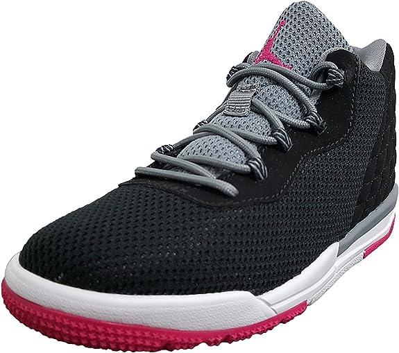 PS Jordan Academy Black//Vivid Pink-Cool Grey 854292 00