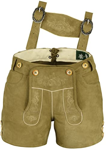 LederGwand - Pantalón - Mono - para mujer
