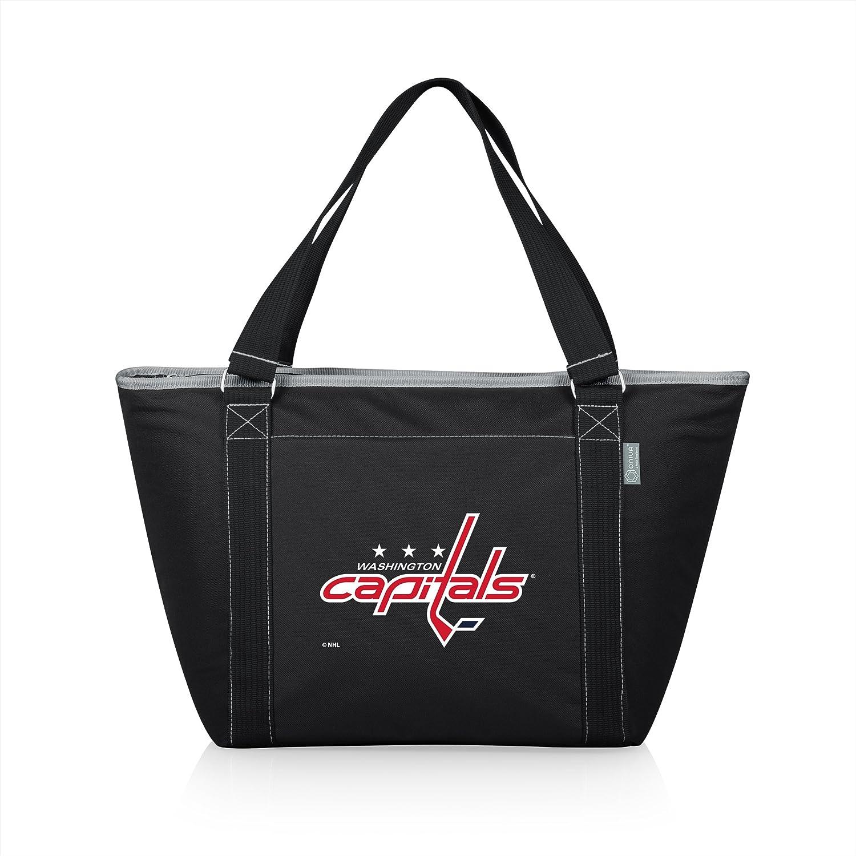 PICNIC TIME NHL Washington Capitals Topanga Insulated Cooler Tote Black