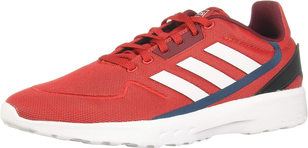 adidas Nebzed Sneakers Herren rot
