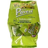 Gran Pavesi Snack Tarallini con Olio di Oliva ed extra vergine - 256 gr
