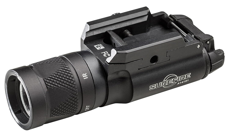 SUREFIRE シュアファイア X300V-B IR LEDウェポンライト/フラッシュライト 350ルーメン【クーポン対象外】  黒 B01APT3P2K