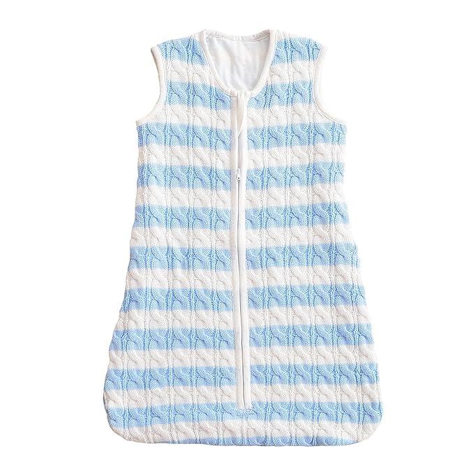 reputable site bab4c cfdc3 NEWSHONE Baby Sleep Sack, Sleeping Bag for Toddler 3-12 Months
