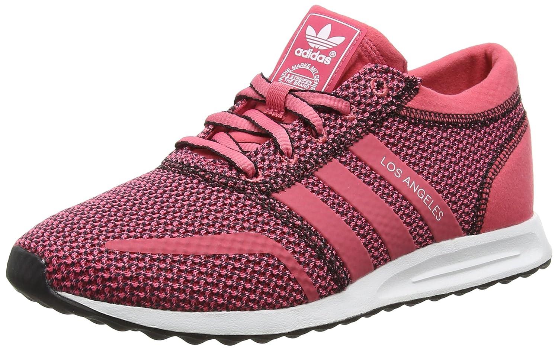 81c0c2d113fe08 adidas Originals Damen Los Angeles Sneakers rosa weiß Einheitsgröße   Amazon.de  Schuhe   Handtaschen