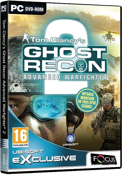 Tom Clancy?s Ghost Recon Advanced Warfighter 2 (PC DVD ...