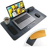 ZYWJUGE - Alfombrilla de escritorio para teclado y cursor, resistente al agua, para escritorio, alfombrilla de escritorio, su