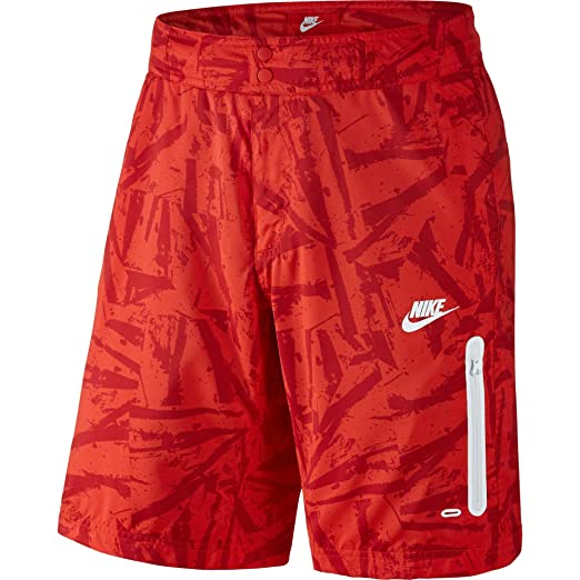 Nike Prodigy Summer Solstice Men's Shorts Light Crimson/White 728695-696  (Size 28