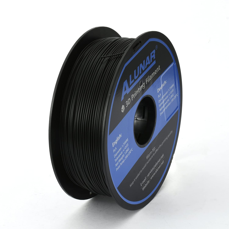 ALUNAR - Filamento para impresora 3D, compatible con Prusa I3 3D ...