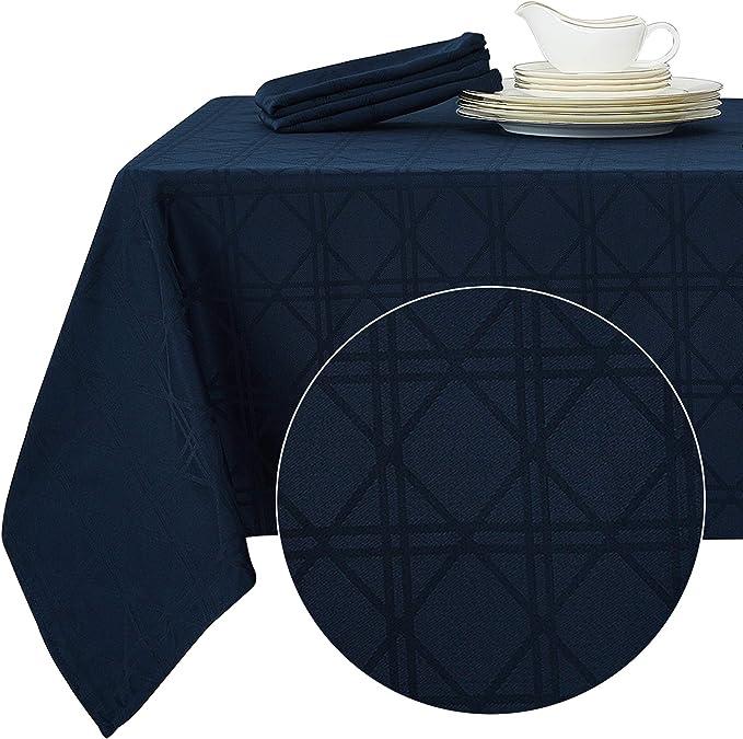 Jeanne d´Arc living 100/%Leinen Tischdecke Tischtuch Tablecloth 220x140cm A.M.S