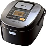 Panasonic SR-HZ106 Induction Heating System Rice Cooker & Multi-Cooker, Black
