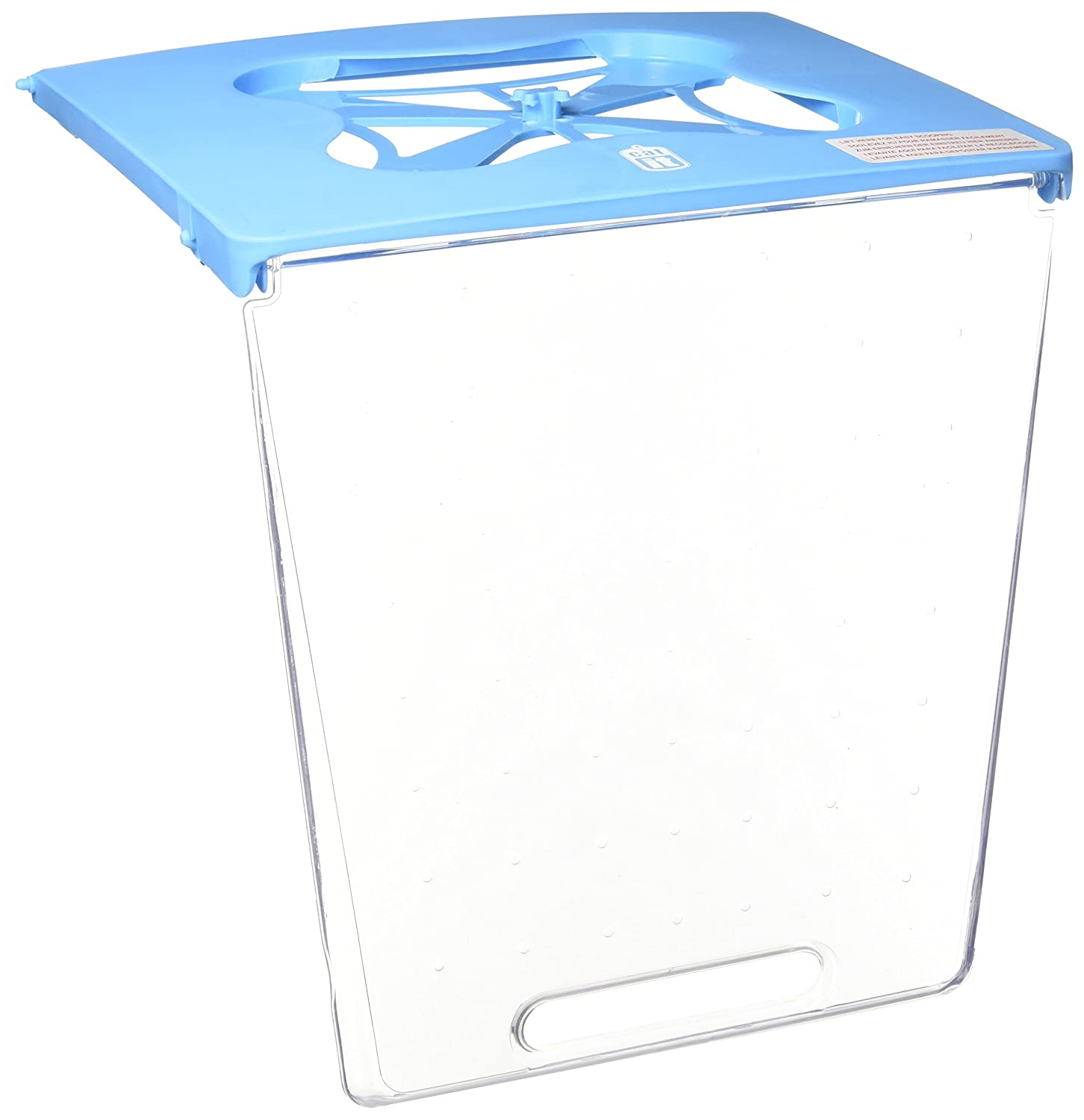 Catit Door Assembly Replacement for Hooded Cat Litter Pan Blue