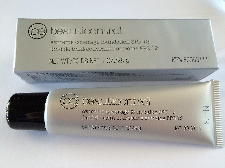 Amazon.com : Beauticontrol Extreme Coverage Foundation SPF 12 - P2 ...