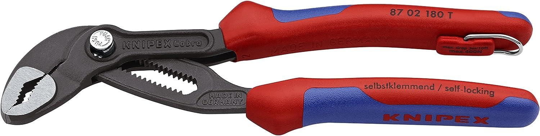 Knipex 8702250 10 Inch Comfort Grip Cobra Plier