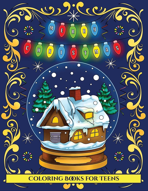 Christmas books for teens topic