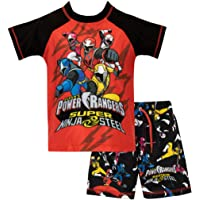 Power Rangers Boys Ninja Steel Swim Set