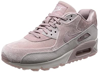 Nike Damen WMNS Air Max 90 Lx Gymnastikschuhe, grau: Amazon.de ...