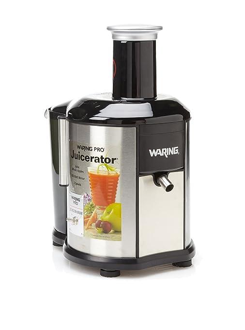 Waring Pro Extractor de zumos profesional: Amazon.es: Hogar