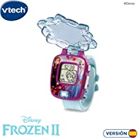 VTech Frozen 2 Reloj Digital (Anna y Elsa)