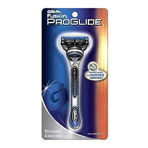 Gillette Fusion ProGlide Manual Men's Razor, 1 Count