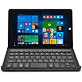 "Ematic EWT826BK HD 8"" Intel Quad-Core 32GB Tablet with Windows 10"