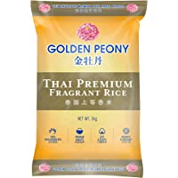 Golden Peony Thai Hom Mali Rice 5kg
