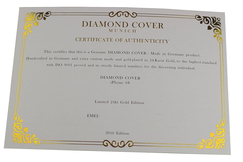 Diamond Cover 315299 High Class Apple iPhone 6 64GB 24: Amazon.de ...