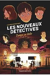 Panique au studio (Les nouveaux détectives) (French Edition) Paperback