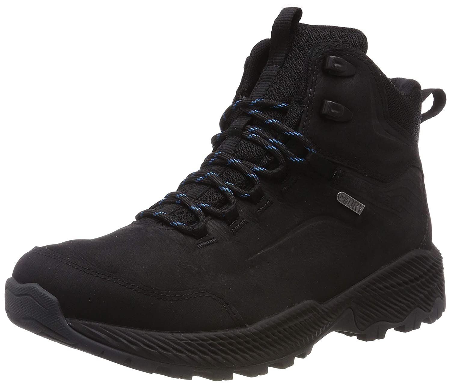 2eb9f69e Merrell Men's Forestbound Mid Waterproof High Rise Hiking Boots