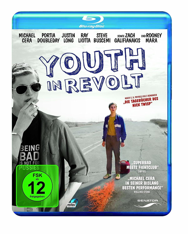 Youth in Revolt [Alemania] [Blu-ray]: Amazon.es: Smart, Jean, Buscemi, Steve, Long, Justin, Cera, Michael, Mara, Rooney, Arteta, Miguel, Smart, Jean, Buscemi, Steve: Cine y Series TV