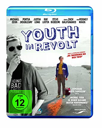 Youth in Revolt [Alemania] [Blu-ray]: Amazon.es: Smart, Jean, Buscemi, Steve, Long, Justin, Cera, Michael, Mara, Rooney, Arteta, Miguel, Smart, Jean, Buscemi, Steve: Cine y Series TV