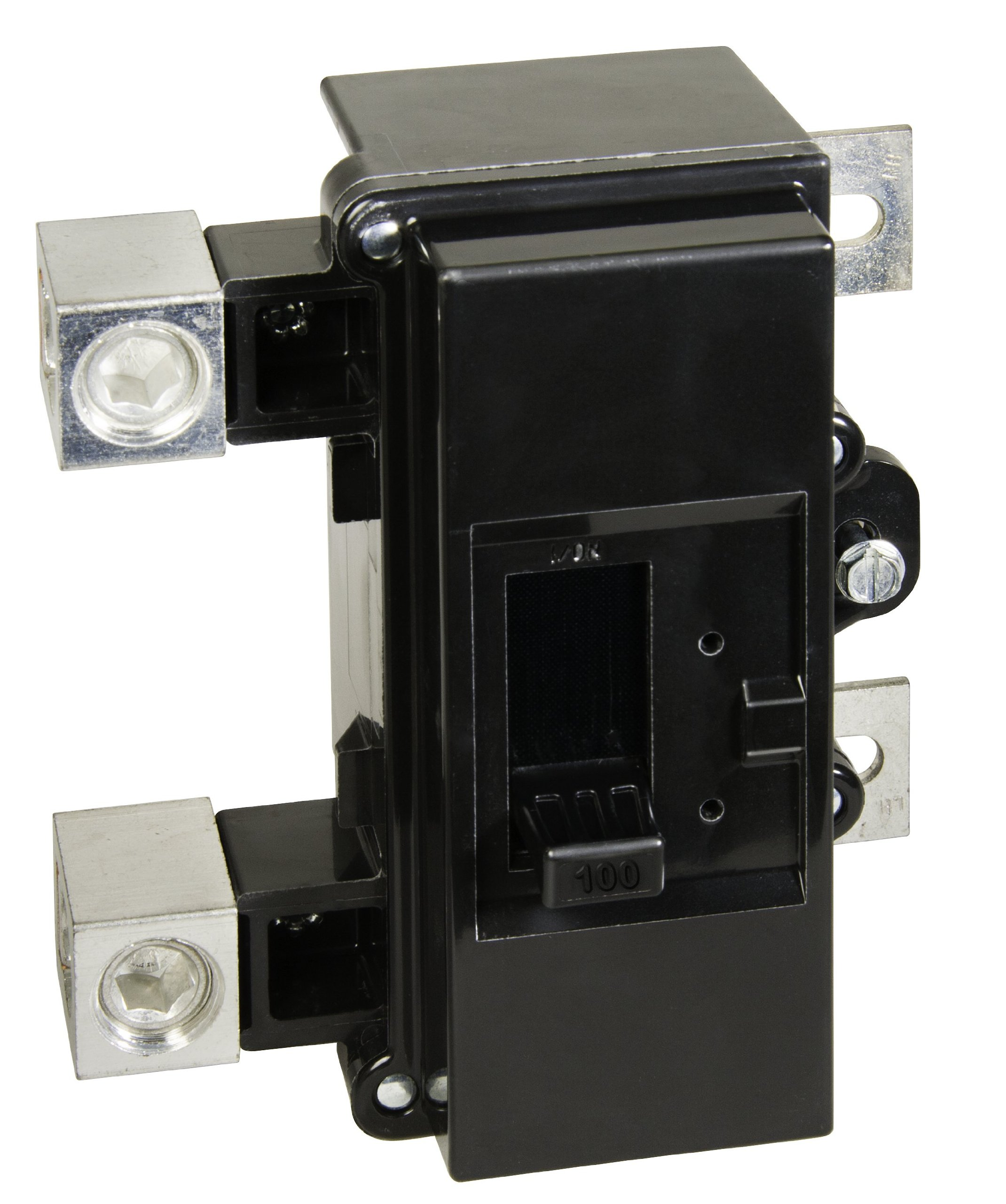 Square D by Schneider Electric QOM2100VH 100-Amp QOM2 Frame Size Main Circuit Breaker for QO and Homeline Load Centers by Square D by Schneider Electric