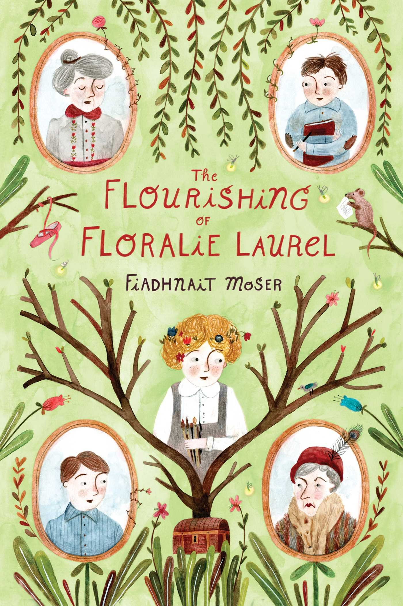 Download The Flourishing of Floralie Laurel ebook