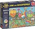 Jan van Haasteren The Balloon Festival 2000 Piece Jigsaw Puzzle